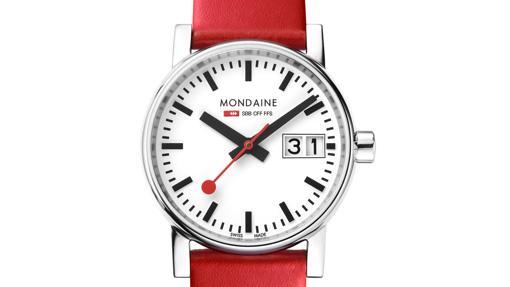 La marca suiza equipó a todas las estaciones con este modelo