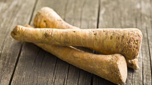 El rábano picante es otro ingrediente con poder picante