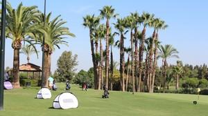 Una jornada de golf y homenajes en Sevilla