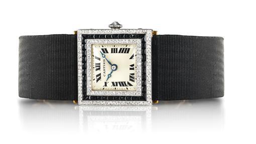 Ejemplar de Cartier