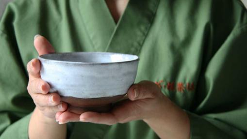El té matcha se utiliza en la ceremonia del té japonesa