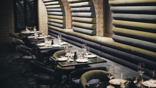Salón del nuevo restaurante NONAME
