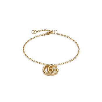 c4a705b8408f Anillo ancho GG Running de oro amarillo - Gucci Pulsera de la colección GG  Running
