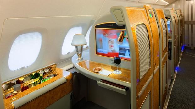 Los servicios «VIP» más extravagantes de las aerolíneas de lujo