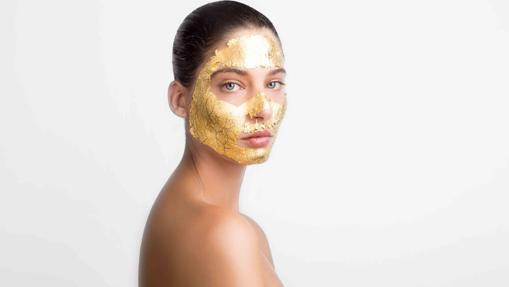 La mascarilla de oro de Mimi Luzon