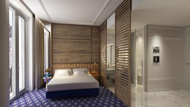 Suite del hotel del Cristiano Ronaldo