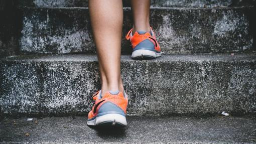Subir y bajar escaleras, un gran ejercicio