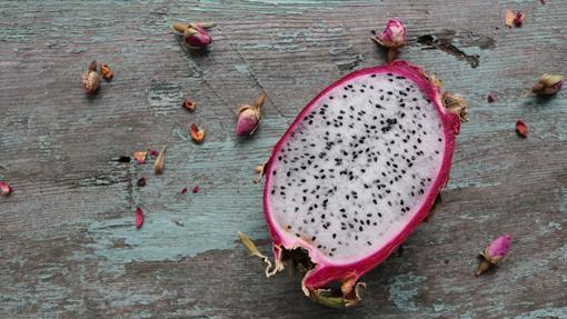 La pitaya es uno de los ingredientes TOP de los batidos en cuenco