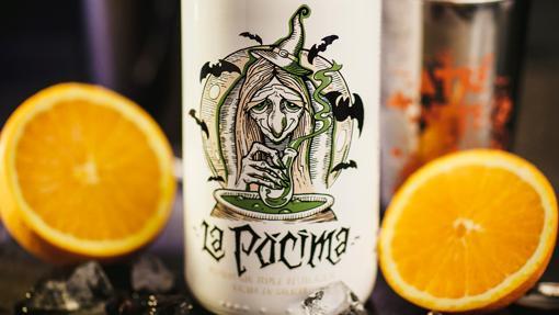 La ginebra Premium La Pócima