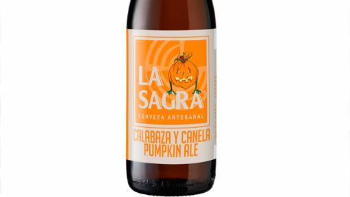 La Sagra Calabaza y Canela, una pumpkin ale artesanal de edición limitada
