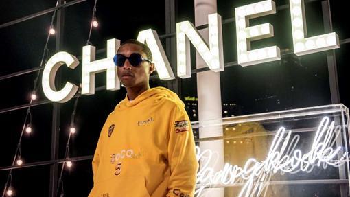 Pharrell Williamns para Chanel