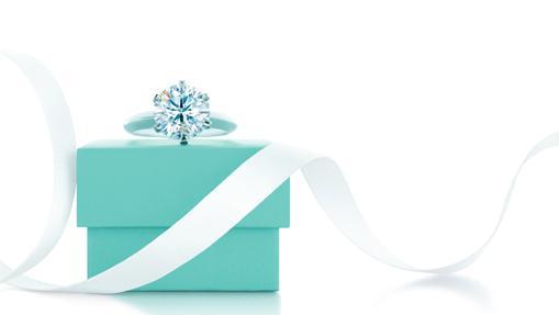 El anillo de compromiso de Tiffany es todo un clásico