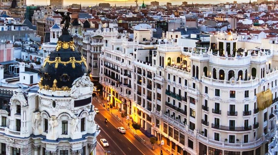 Madrid La Ciudad Europea En La Que Los Hoteles De Lujo
