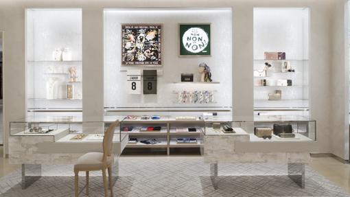 Nueva boutique Dior en Barcelona