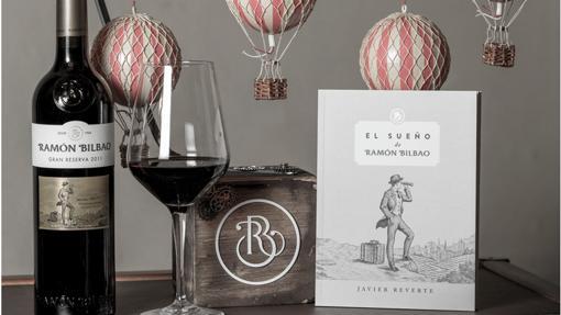 """Botella Gran Reserva 2011 Edición Limitada """"El sueño de Ramón Bilbao"""""""