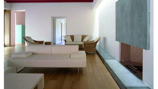 Studio Fipro. Ambiente de proyecto en MiIán del arquitecto Paolo Setti