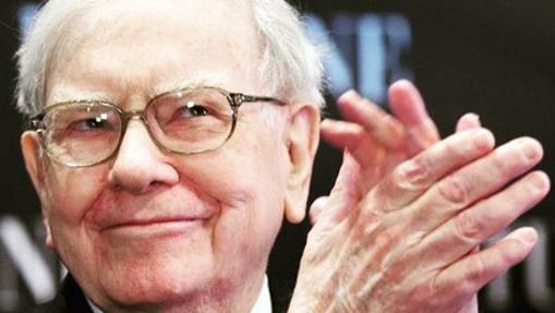 Warren Buffett, tercero en el ránking de hombres más ricos del mundo