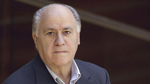 Amancio Ortega, propietario de Zara