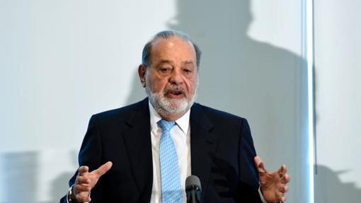 Carlos Slim, séptimo hombre más rico del mundo