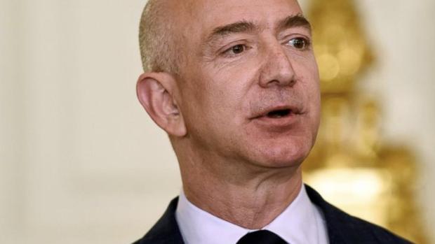 Jezz Bezos, el hombre más rico del mundo