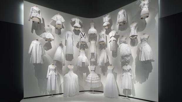 Exposición Dior: from Paris to the World