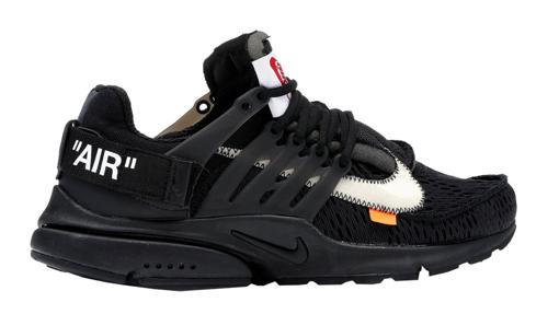 Off-White x Nike the 10: Air Presto Sneakers