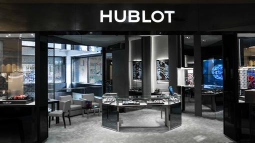El nuevo espacio de Hublot en Madrid