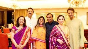La boda de 100 millones de la hija del hombre más rico de India