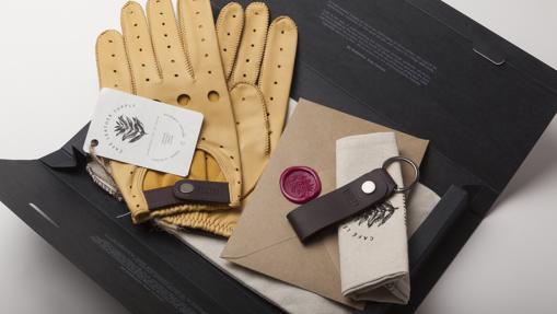 Pack regalo de Café Leather Supply