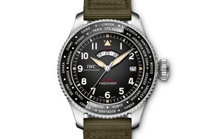 Timezoner Spitfire de IWC