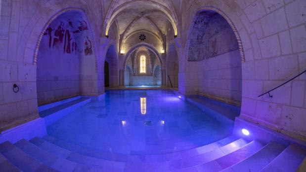Celebrar la nochebuena en un Monasterio reconvertido en balneario 5 estrellas