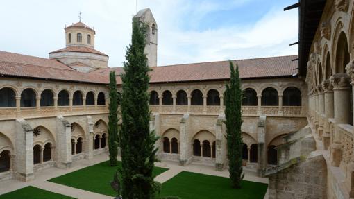 Exterior Castilla Termal Monasterio Valbuena