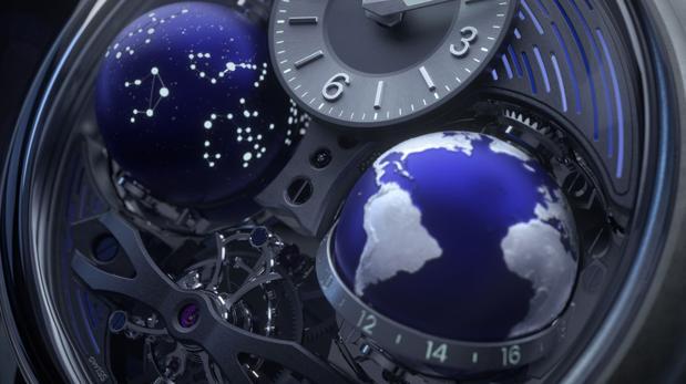 bec150b70b3d Los siete relojes más espectaculares del Salón Internacional de la Alta  Relojería de Ginebra 2019