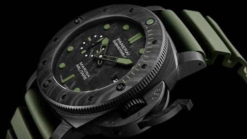 Reloj Submersible Marina Militare Carbotech