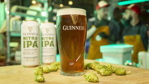 La nueva Guinness Nitro IPA