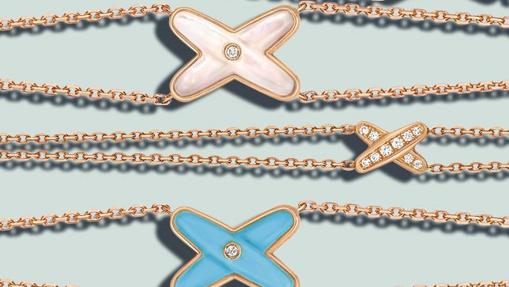 La colección Jeux de Liens de Chaumet cuenta con nuevos colores ideales para el verano.