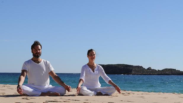 Wanderlust, yoguis en busca de la receta de la felicidad