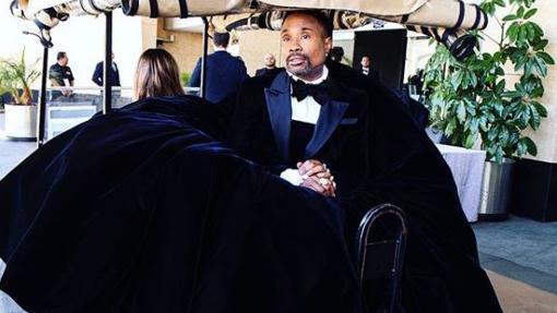 El look de Billy Porter en los Premios Oscar 2019