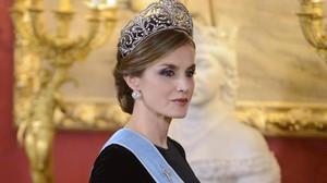 El día que la reina Letizia y Meghan Markle compartieron tiara