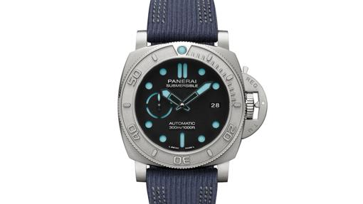 Submersible Eco-Titanium Mike Horn Edition