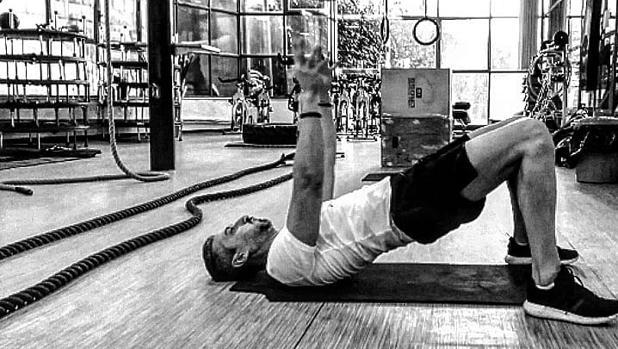 La rutina de ejercicios debe ir específicamente dirigido a ello