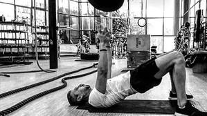 Siete ejercicios para adelgazar