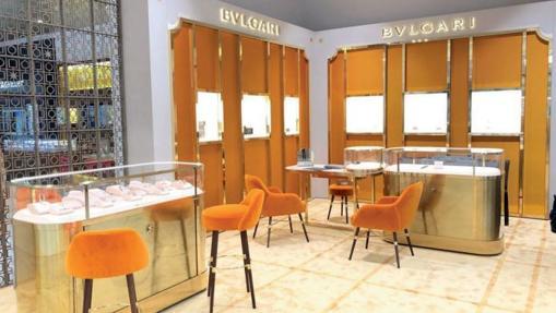 El nuevo espacio de Bulgari en Durán Joyeros