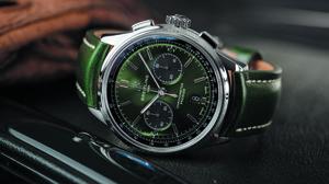 Los 7 relojes verdes más deseados