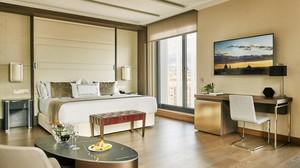 30.000 € la noche en este hotel por la final de la Champions