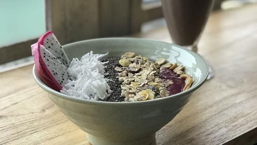 Açaí bowl, la manera más en boga de tomar açaí