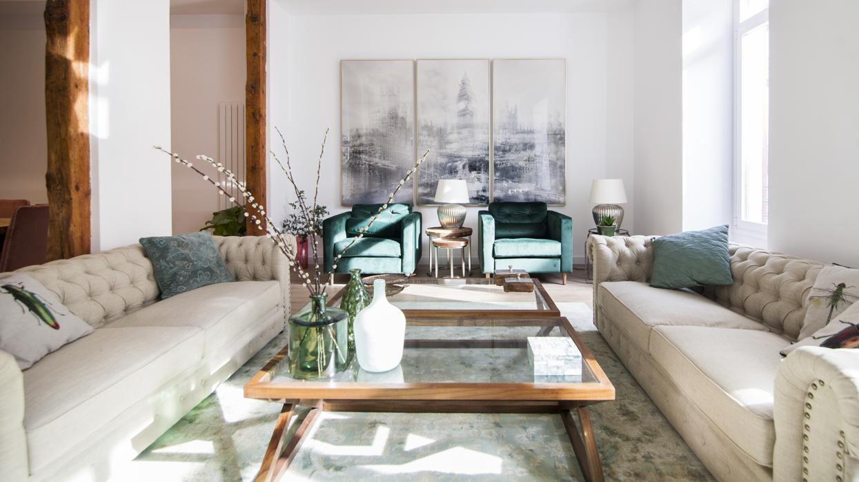 Viviendas de lujo en el centro de Madrid, un exclusivo