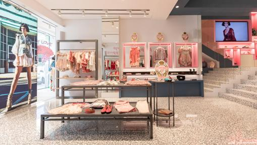 La nueva tienda de Highly Preppy en Madrid