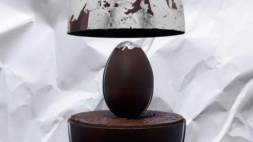 Una de las creaciones de Pascua 2019 de Pierre Hermé inspiradas en Mood de Christofle (240 euros)
