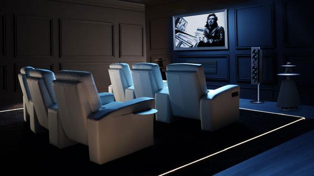 Decoración y mobiliario para tener tu propia sala de cine en casa